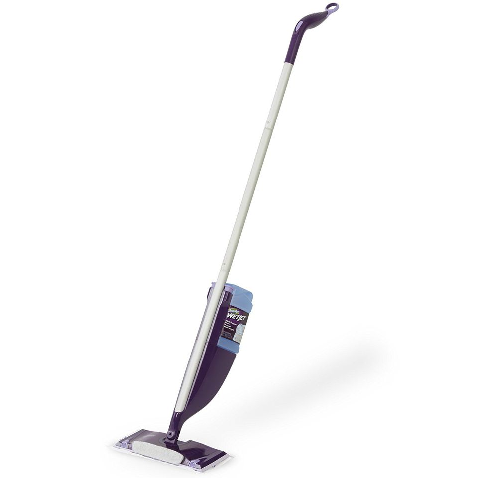Review Of Swiffer Wetjet