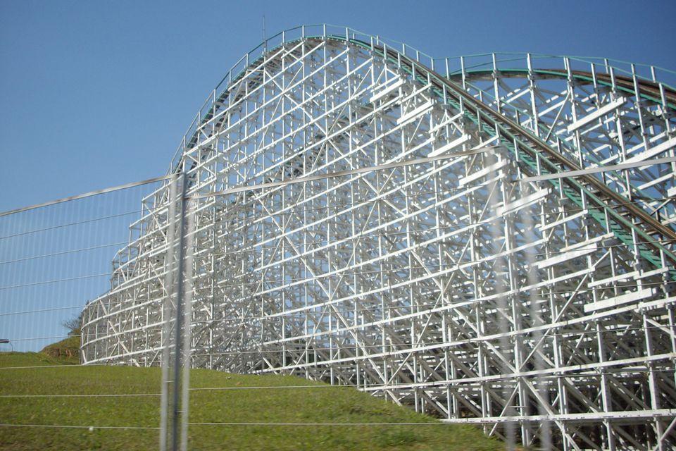 montezum roller coaster