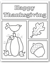 holiday crafts and creations free thanksgiving coloring pages - Thanksgiving Pages To Color For Free