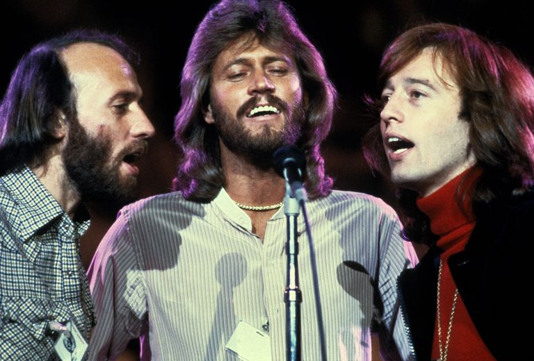 The Bee Gees...