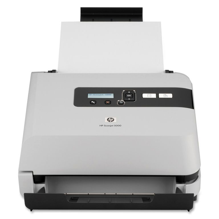 HP Scanjet Enterprise Flow 5000 s2 Sheet-fed Scanner