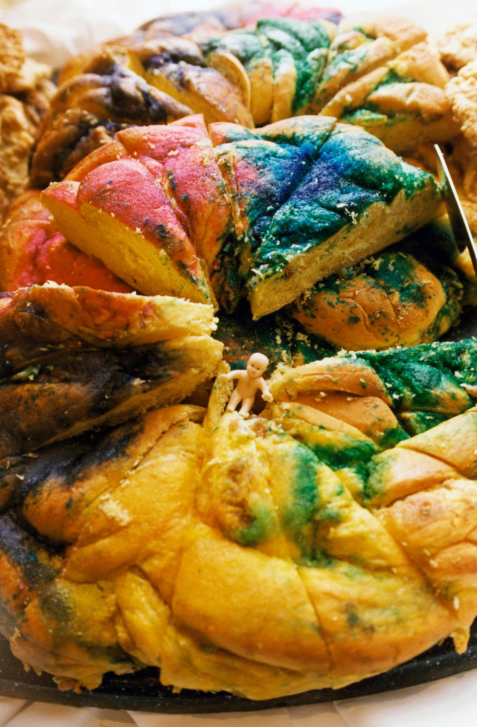 Whole Foods King Cake Review