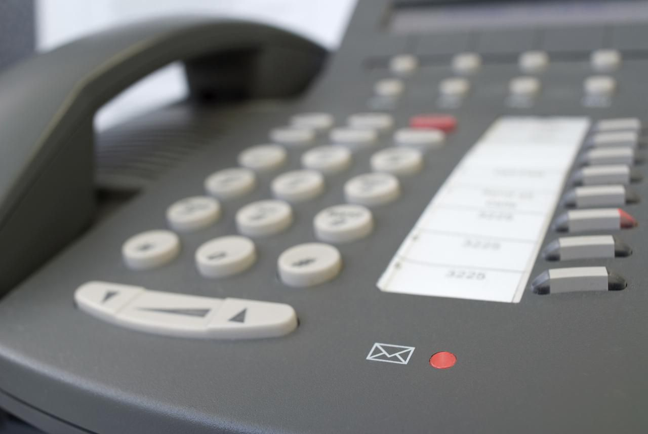 Business etiquette of a professional voicemail greeting kristyandbryce Image collections