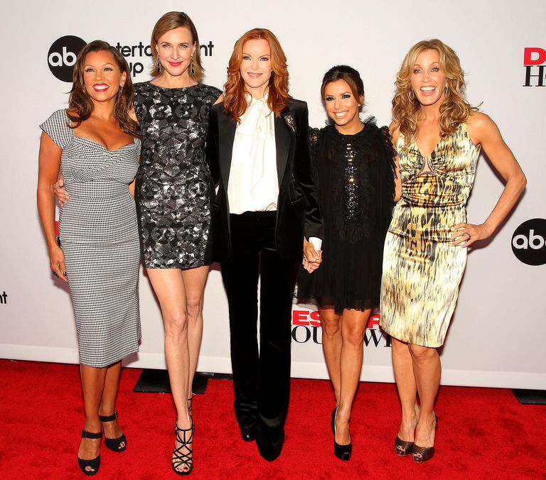 Disney ABC Television Hosts 'Desperate Housewives' Final Season Kick-Off Party