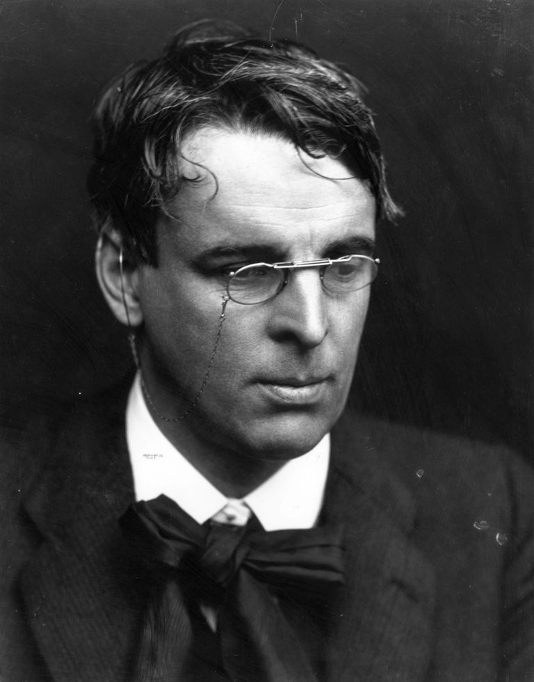 William Butler Yeats in 1911