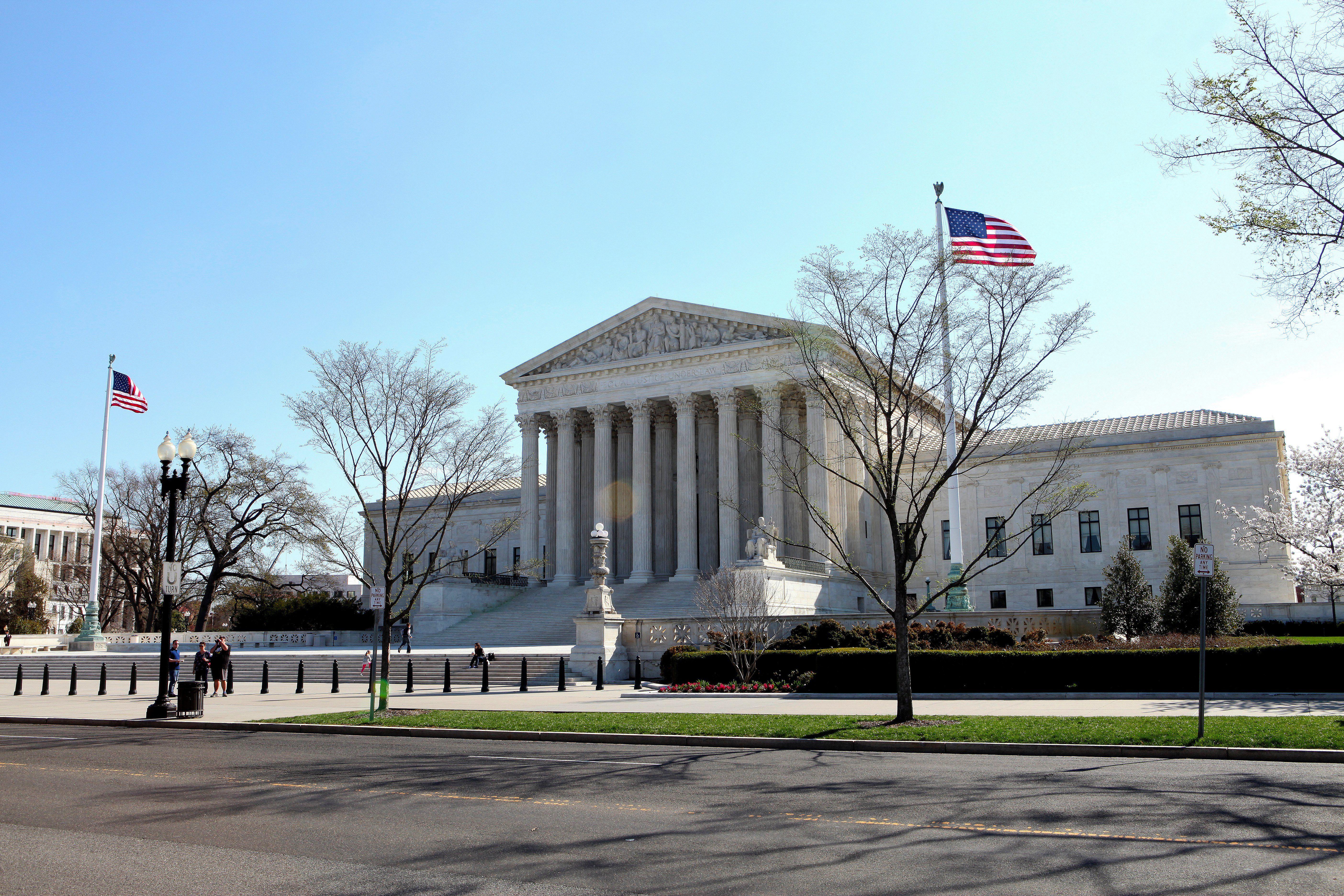 The Architecture Of The U S Supreme Court