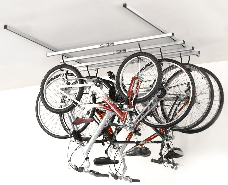 Ceiling Bicycle Storage