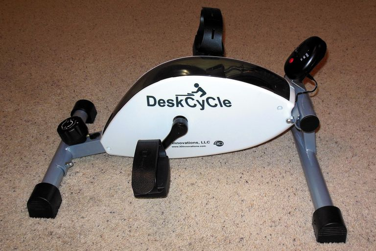 Deskcycle Bike Pedaling Exerciser Product Review