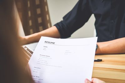 Resume Examples Listed By Career Level