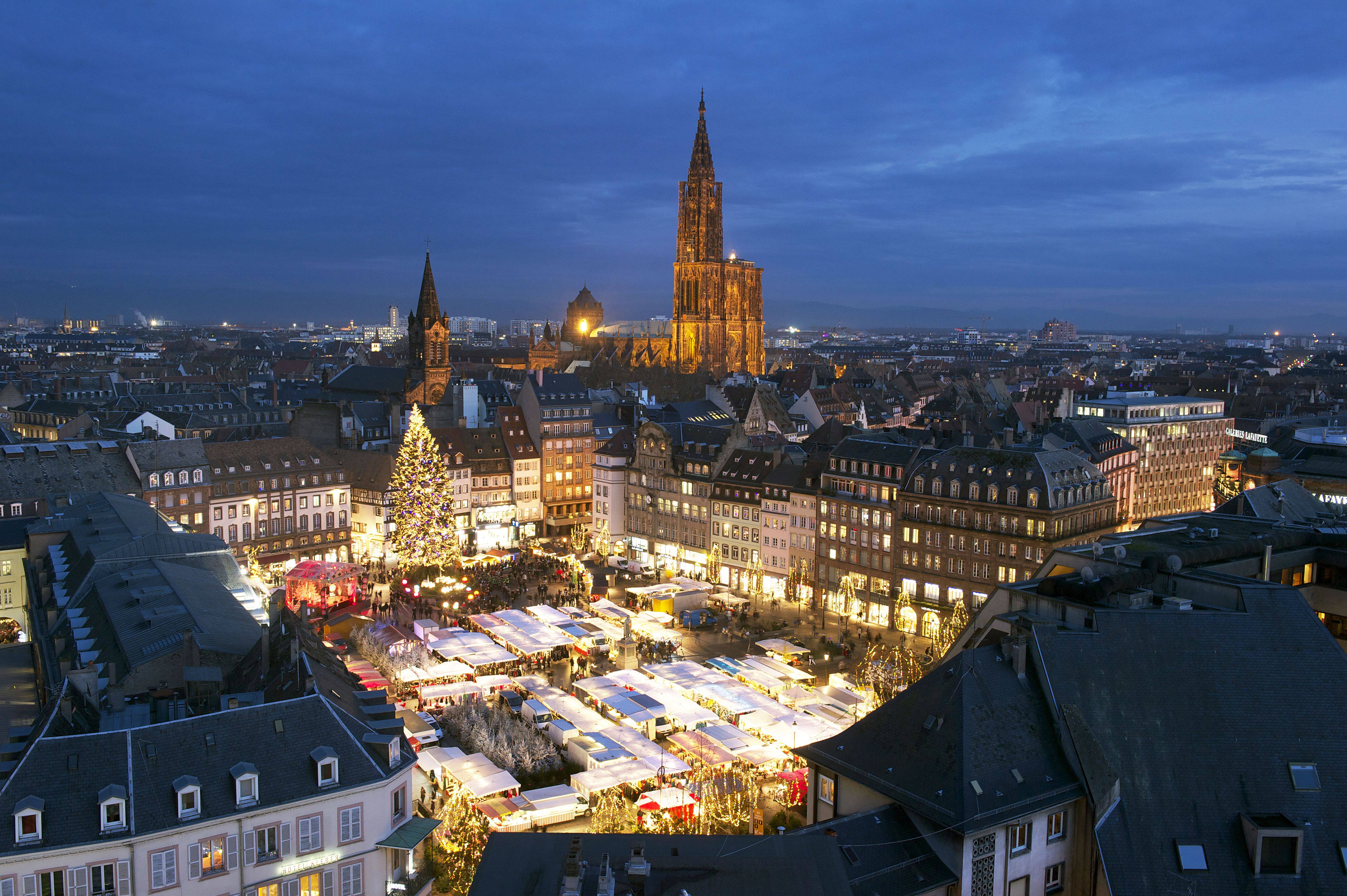 Strasbourg Travel Guide Where France And Germany Collide