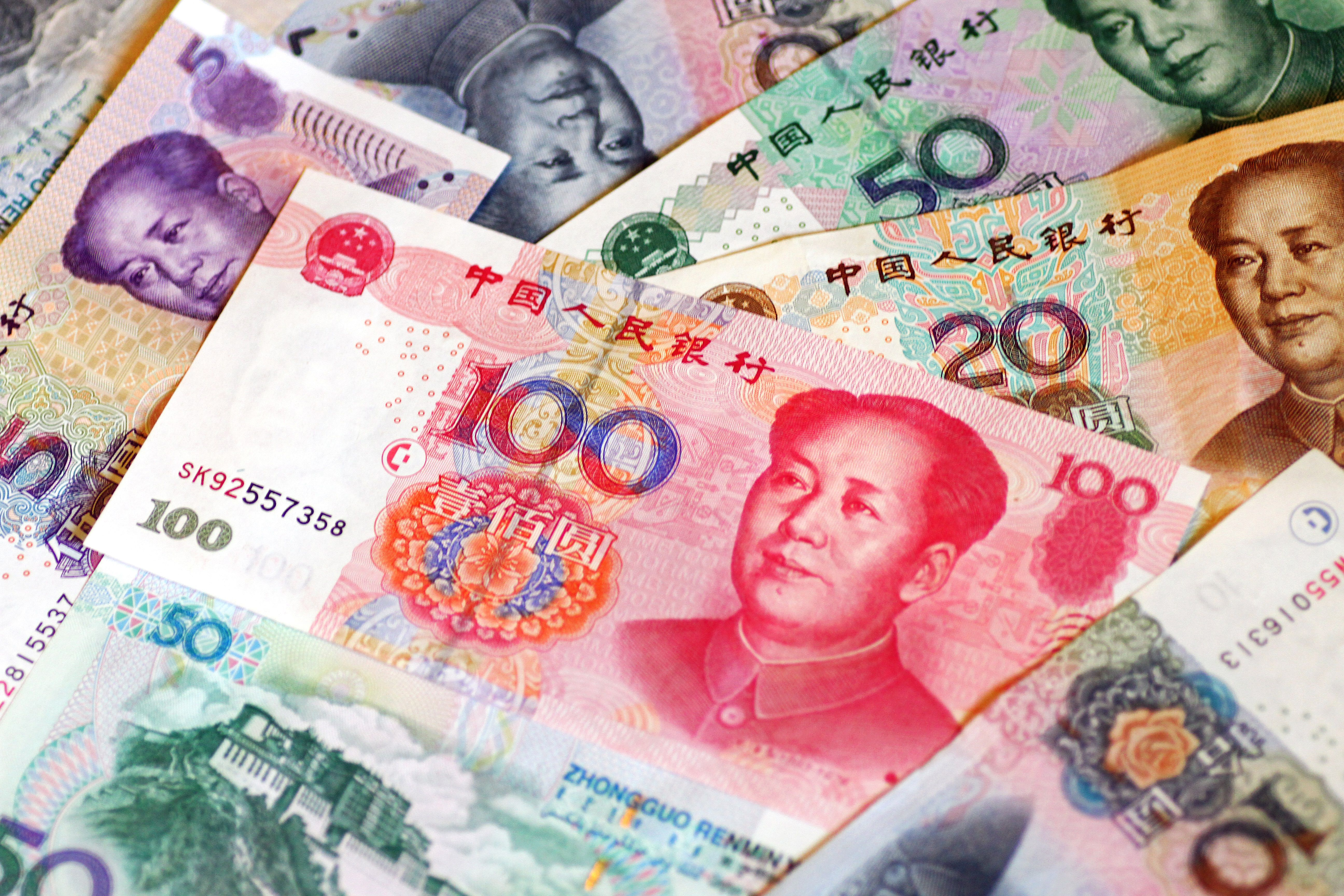 A brief history of the renminbi chinese yuan currency biocorpaavc Gallery