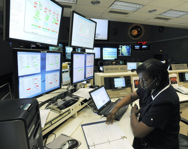 NASA Network Integration Center (Cape Canaveral, FL, USA) - 2011