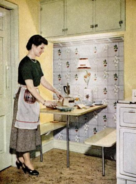 1950 Kitchen Adorable Kitchen Trends Introduced In The 1950S Review