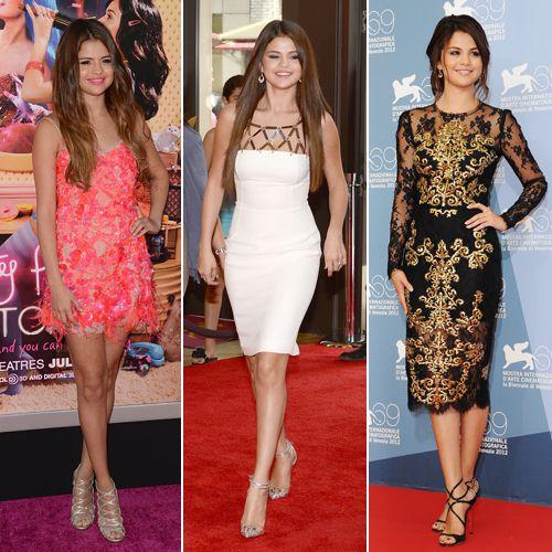 Cómo vestirse como Selena Gómez