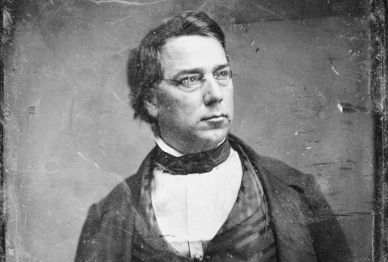 Photograph of George Perkins Marsh