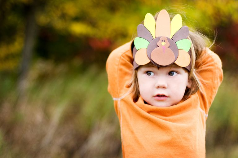 Toddler Thanksgiving
