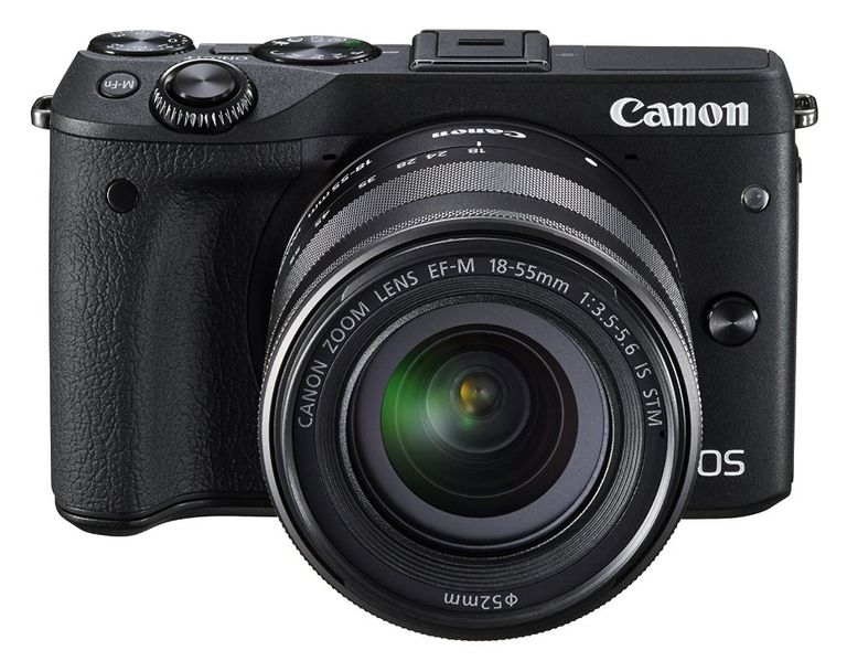 Canon M3 review