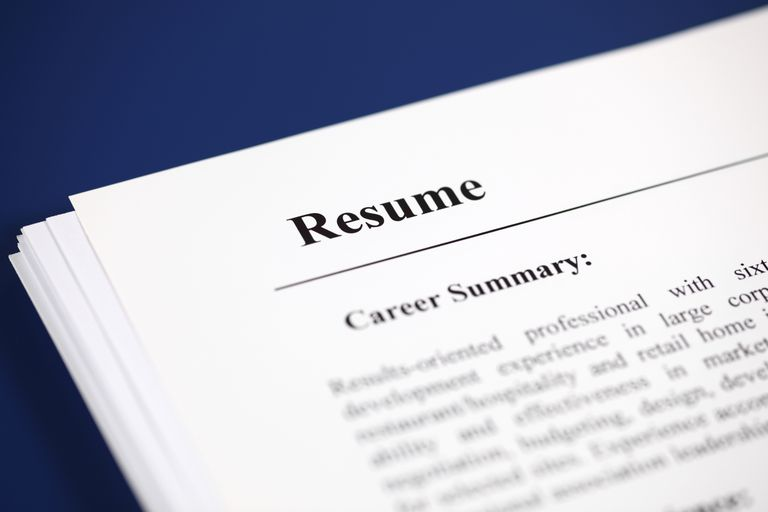 resume career summary - What Is A Resume