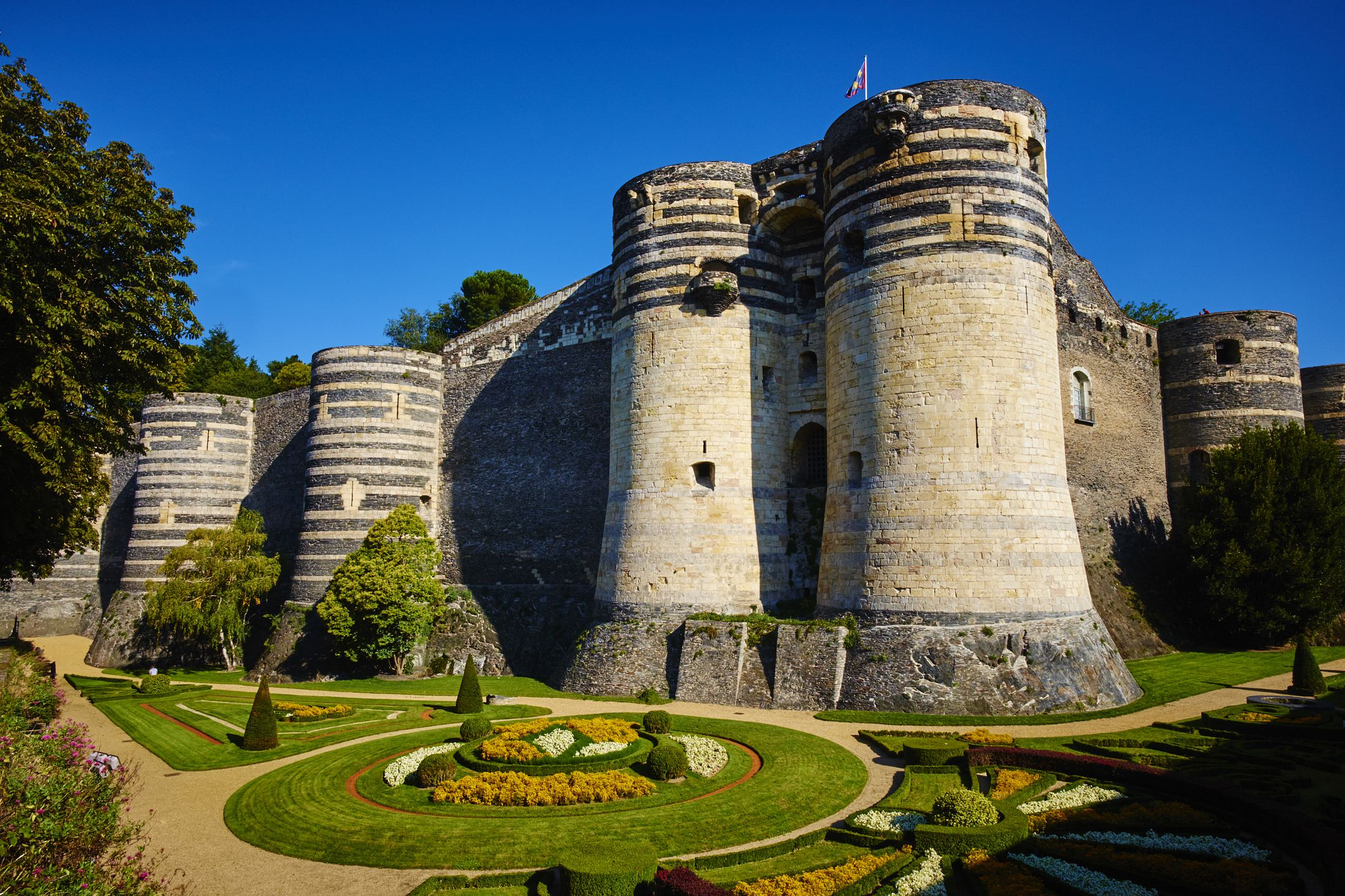 Top Attractions In Angers In The Loire Valley