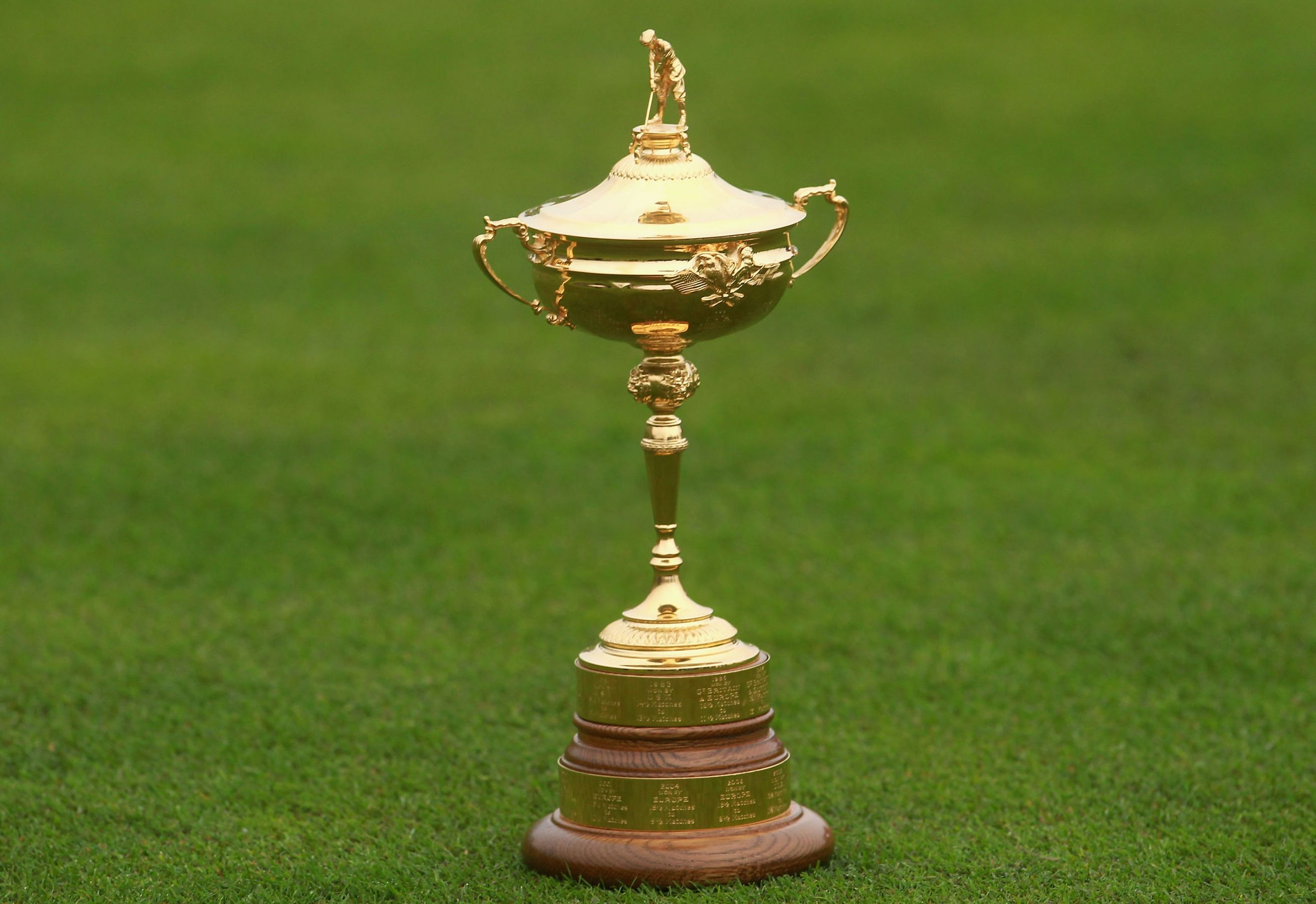 Ryder Cup Sites