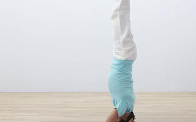 advanced yoga pose library
