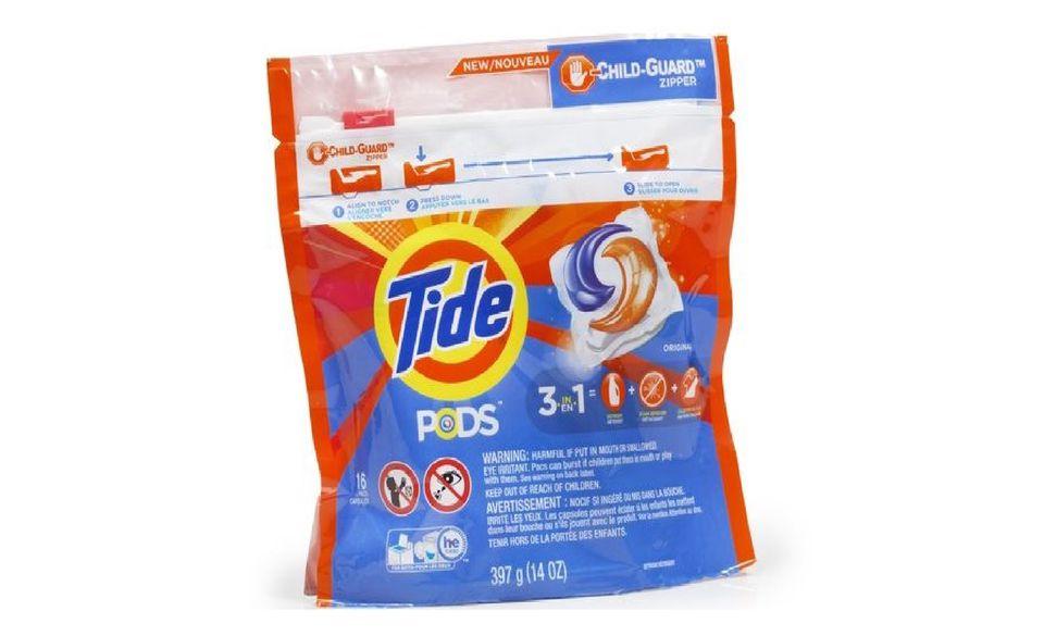 Tide Pods Bag