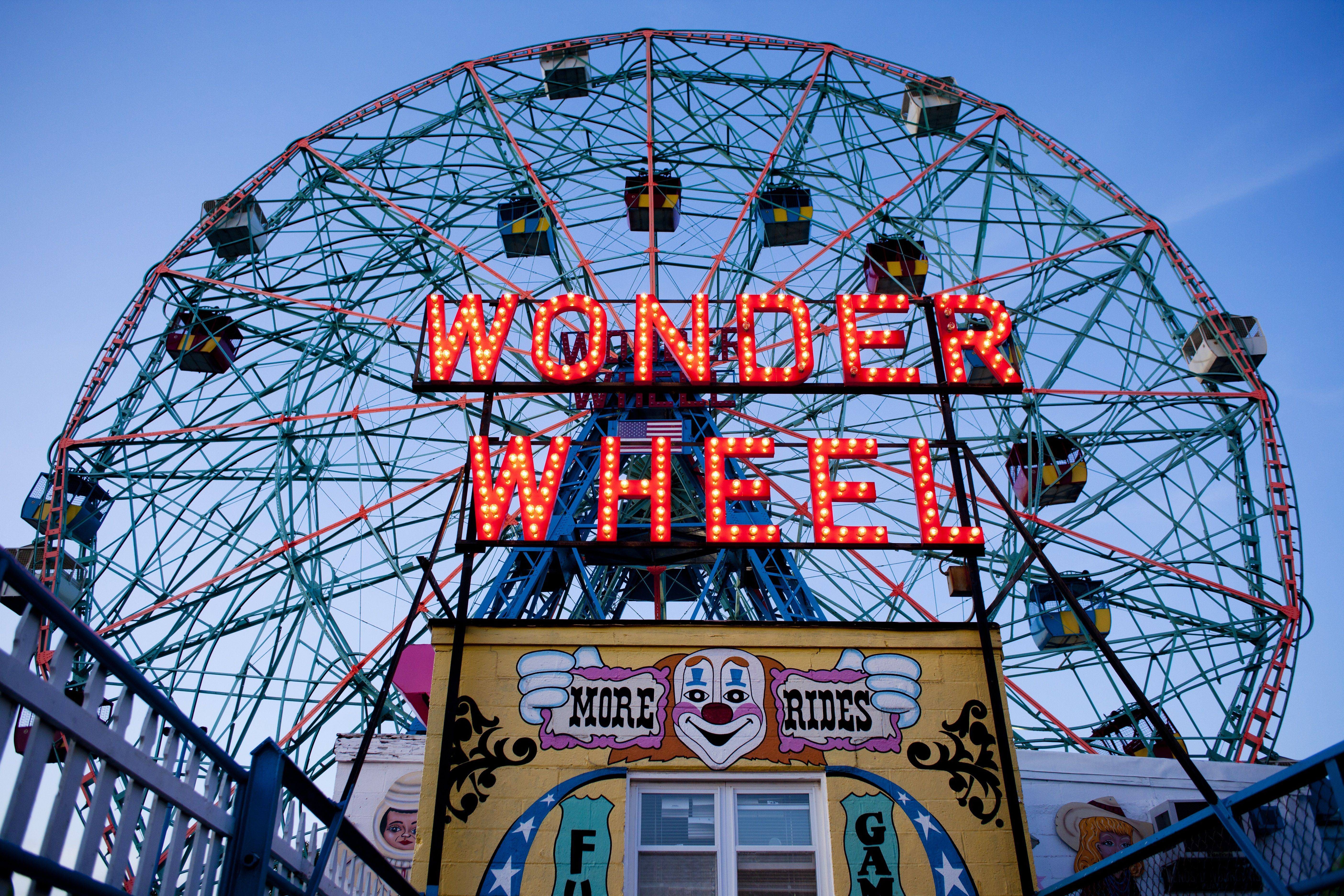 Is Nathan S Located On Coney Island