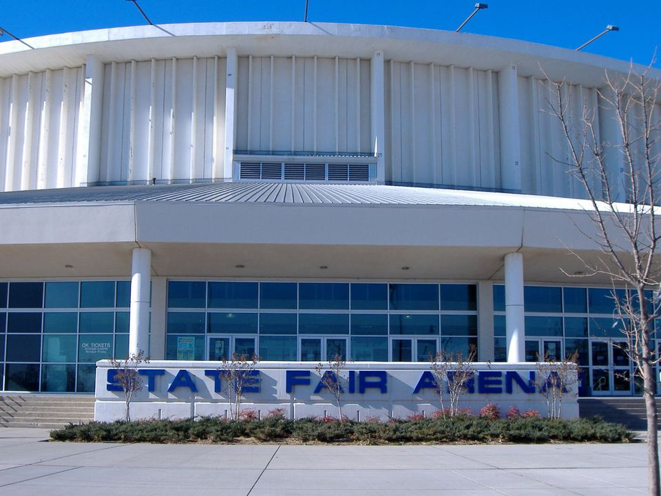 Oklahoma State Fair Park Arena