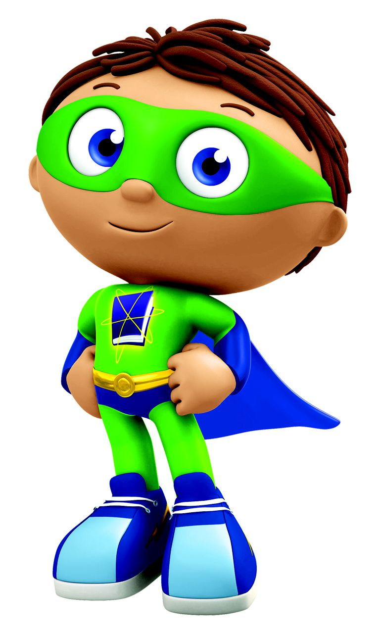 characters from super why