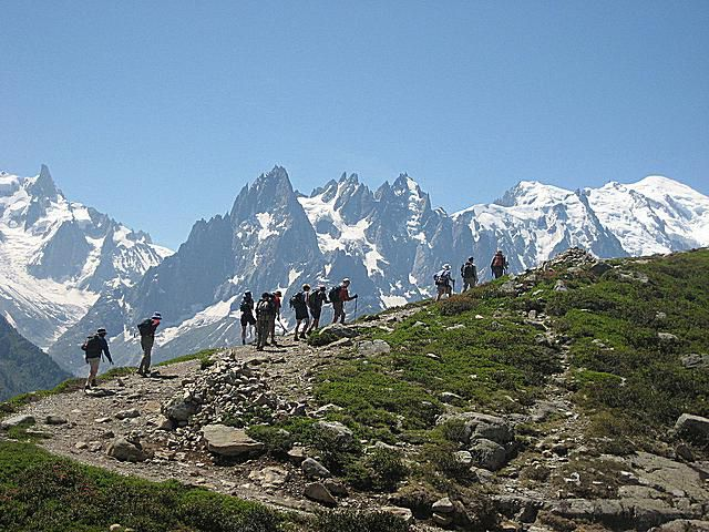 Trekking with Mountain Sobek Travel