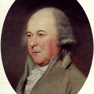 John Adams Presidency Facts