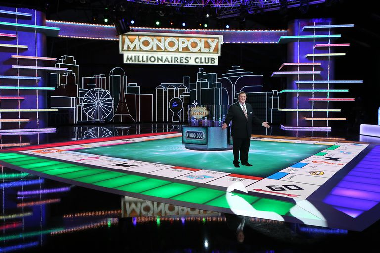 Monopoly Millionaires' Club Set