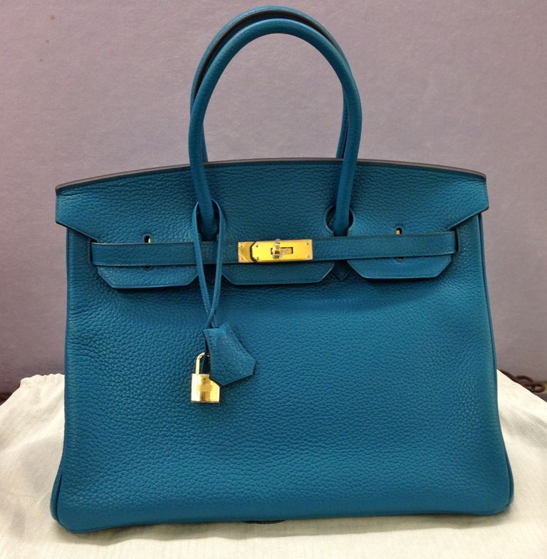 Authentic Hermes Birkin Bag at Portero.com