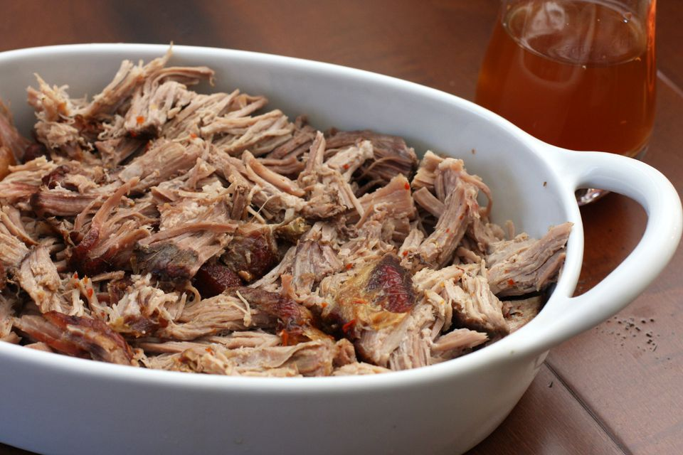 Pulled Pork, North Carolina Style