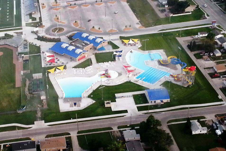 AquaVenture water park Nebraska
