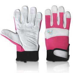 best gardening gloves. Best For Women: Piddlin\u0027 Jenny Women\u0027s Leather Gardening Gloves G