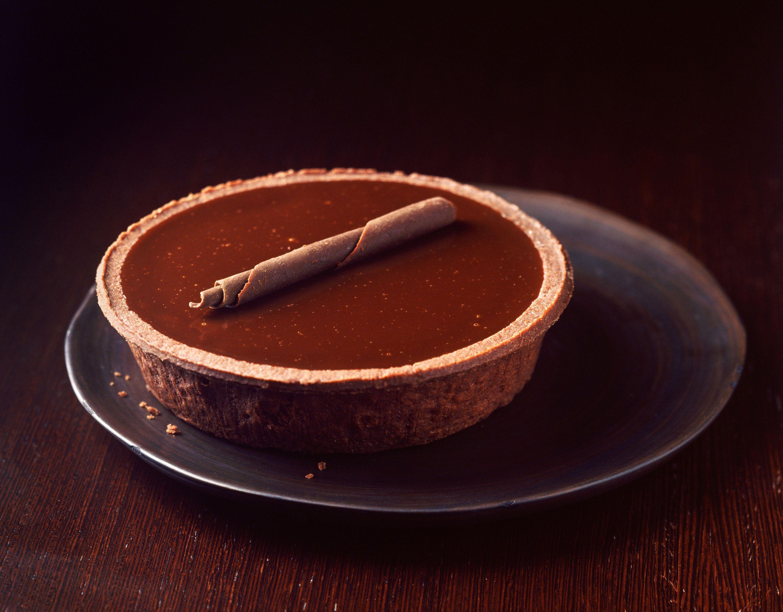 Classic French Chocolate Orange Tart Recipe