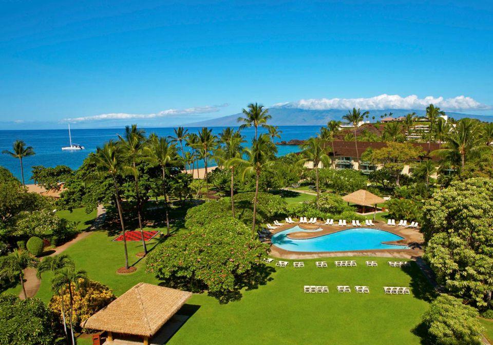 Ka'anapali Beach Hotel on Maui