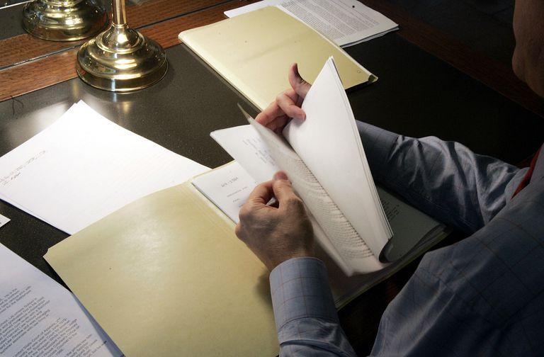 What is a Cumulative File?