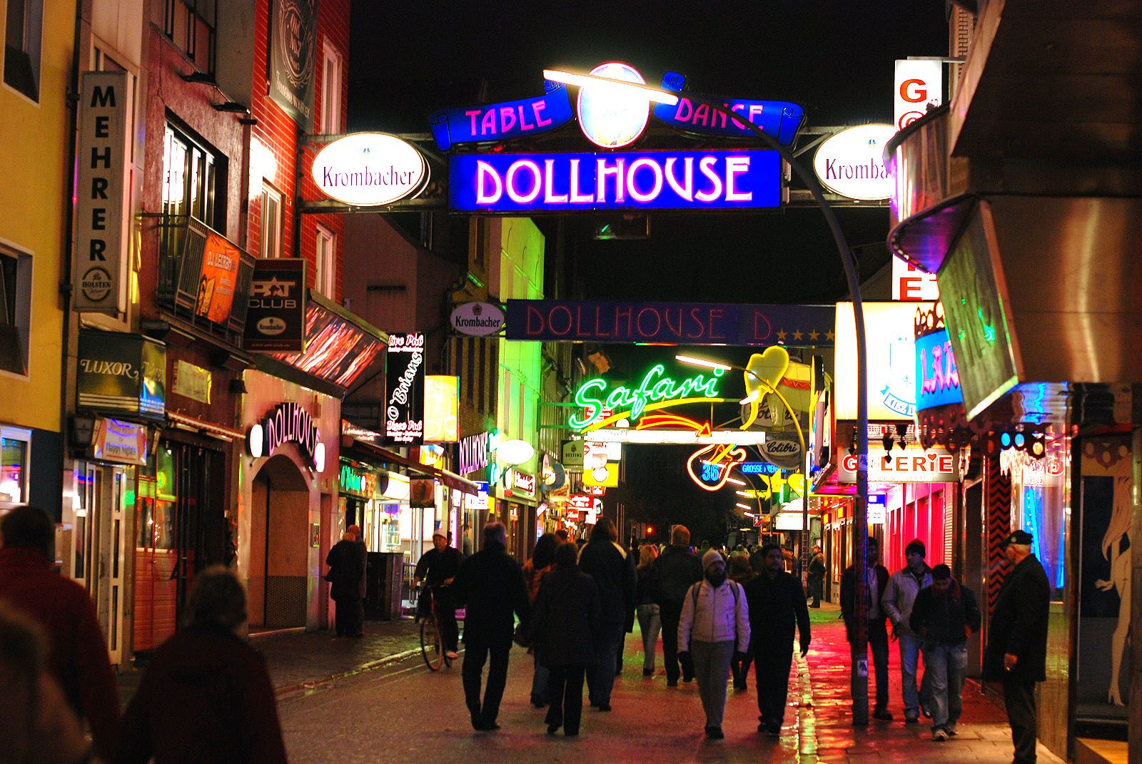 Red Light Districts Around The World