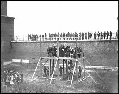 Execution of Mary Surratt