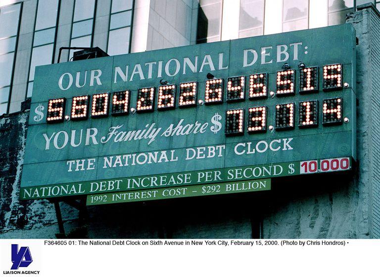 National debt clock