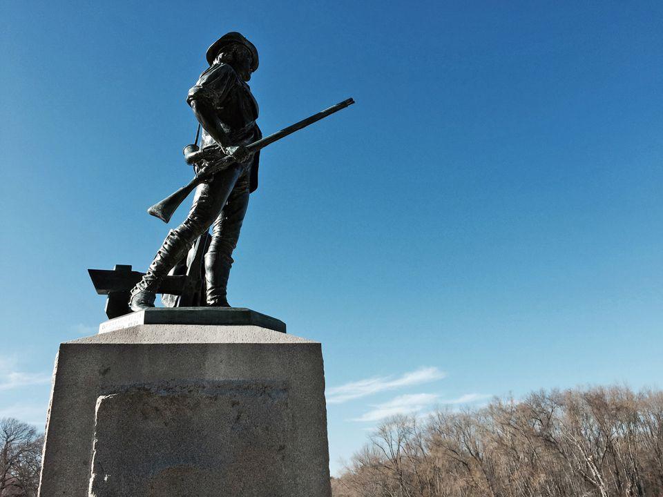5 Days in Massachusetts - Minute Man National Historical Park