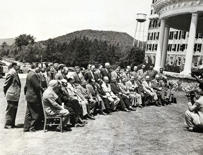Group Portrait of UN Delegates