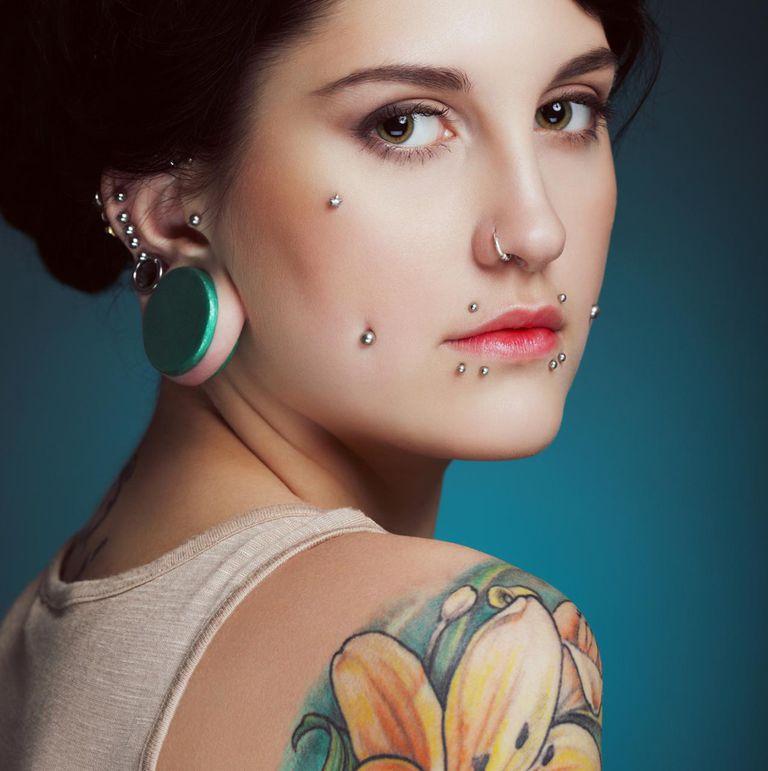 Body Piercing Jewelry Making Materials