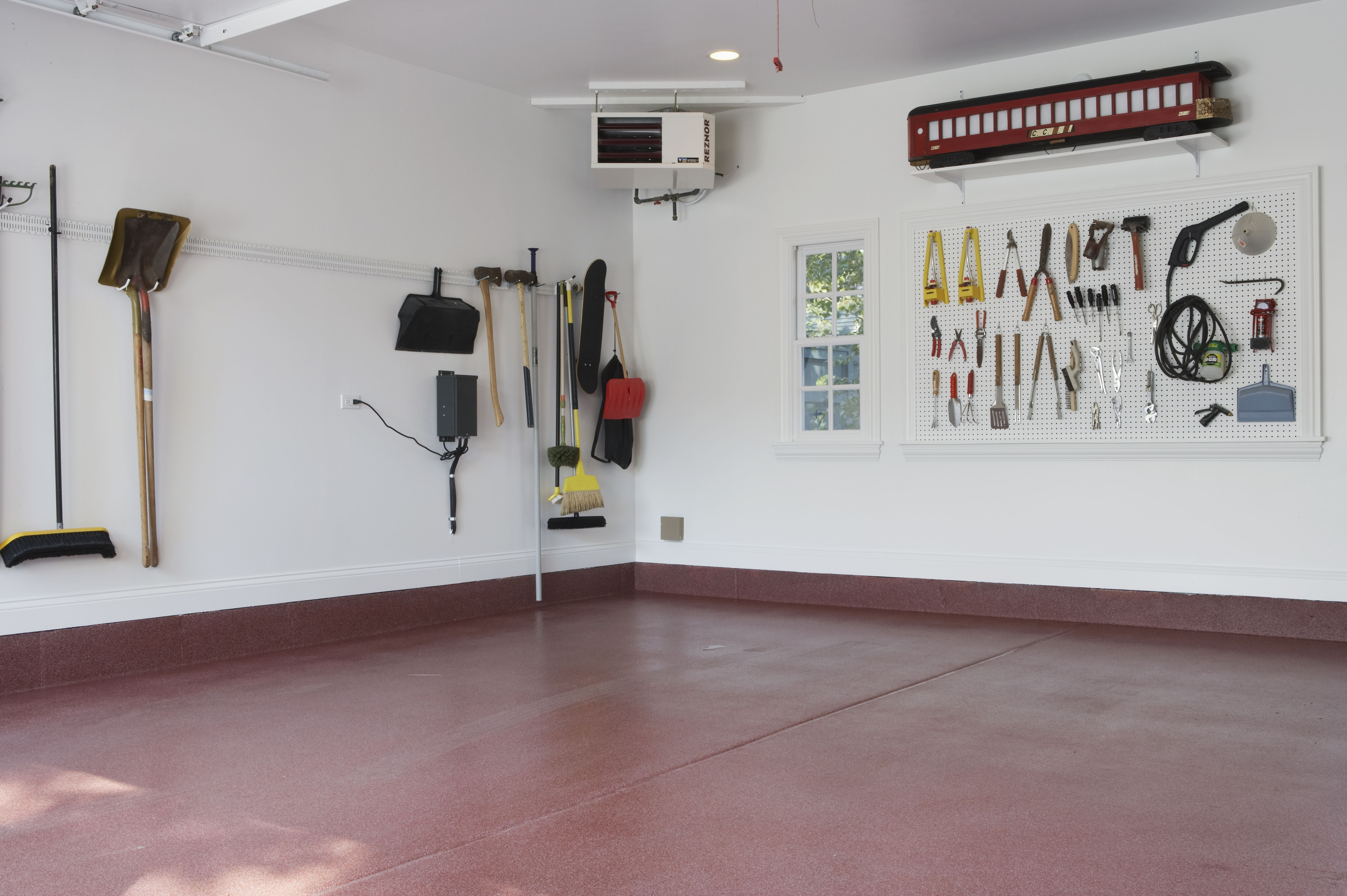 Before You Buy A Garage Wall System