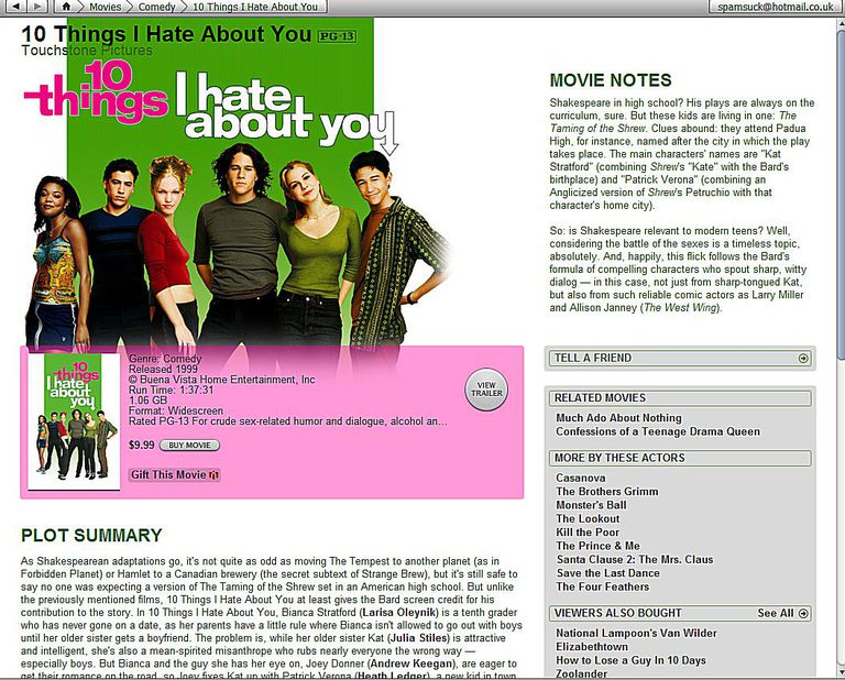 10 things i hate about you movie download free