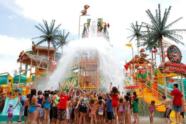 Cliff's Amusement Park WaterMania