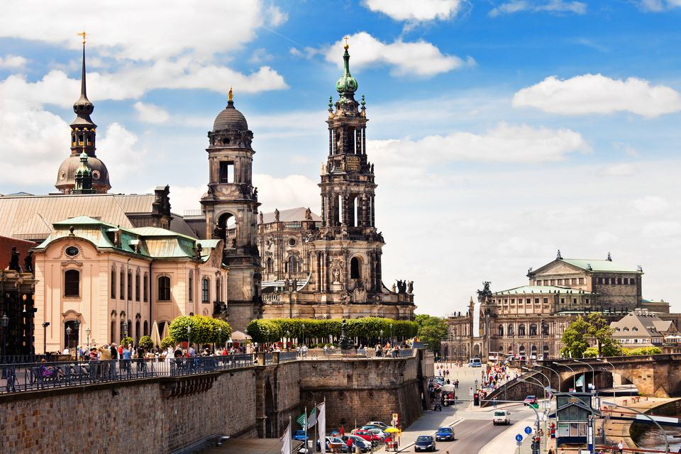 Bruhl Terrace, Dresden