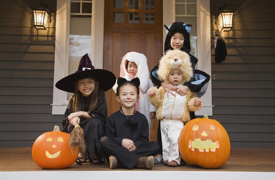 Where to go trick or treating in San Jose, California